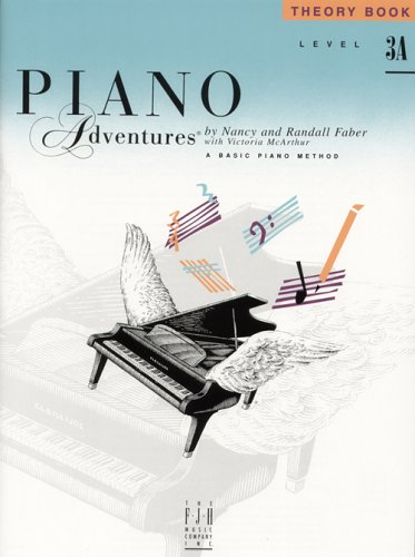 9780929666839: Piano Adventures: Level 3A - Theory Book (1st Edition)