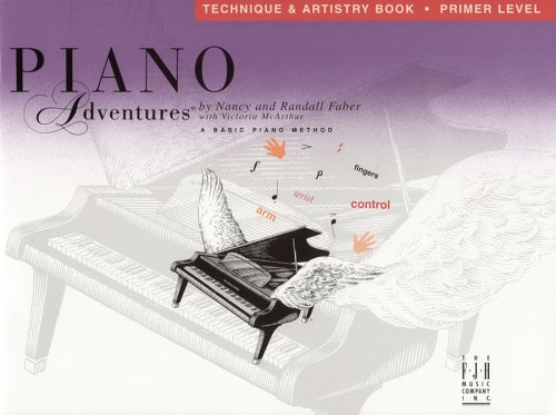 9780929666853: Piano Adventures: Technique and Artistry Book, Primer Level