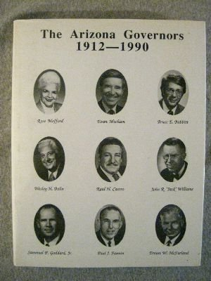The Arizona Governors, 1912-1990