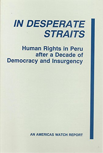9780929692647 In Desperate Straits Human Rights In Peru After A Decade Of Democracy And Insurgency Abebooks Americas Watch 0929692640 Definition of desperate straits in the definitions.net dictionary. abebooks