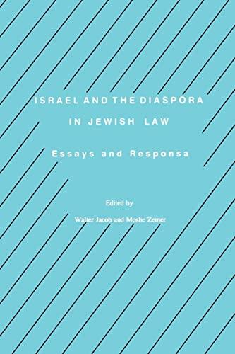 6: Israel and the Diaspora in Jewish: W. Jacob