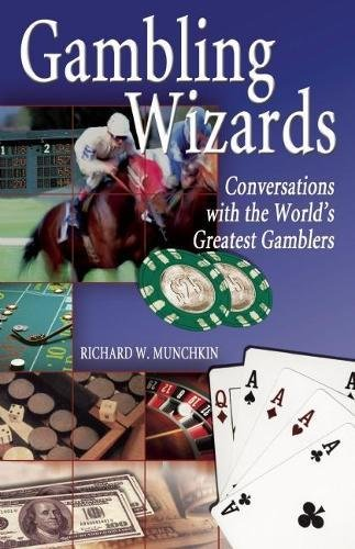 9780929712055: Gambling Wizards: Conversations With the World's Greatest Gamblers