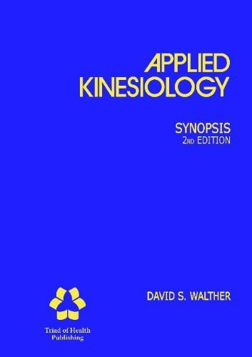 9780929721040: Applied Kinesiolgy Synopsis, 2nd Edition (Softcover) (Synopsis)