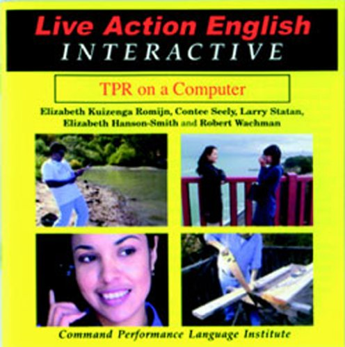 9780929724461: Live Action English INTERACTIVE (software) - TPR on a computer