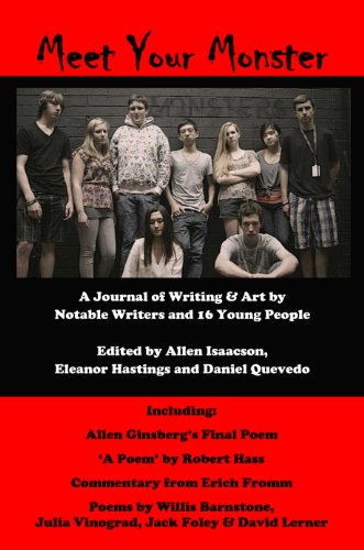 9780929730950: Meet Your Monster: A Journal of Writing & Art By Notable Writers and 16 Young People