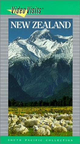 9780929756608: Video Visits: New Zealand [VHS]
