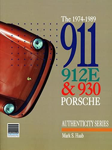 9780929758022: 1974-1989 911, 912e and 930 Porsche