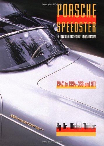 Porsche Speedster: The Evolution of the Porsche