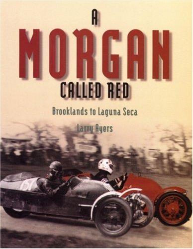 9780929758206: Morgan Three-Wheeler Called Red