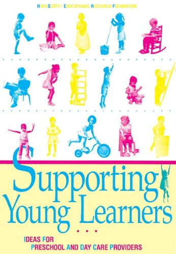 9780929816340: Supporting Young Learners 1: Ideas for Preschool and Day Care Providers