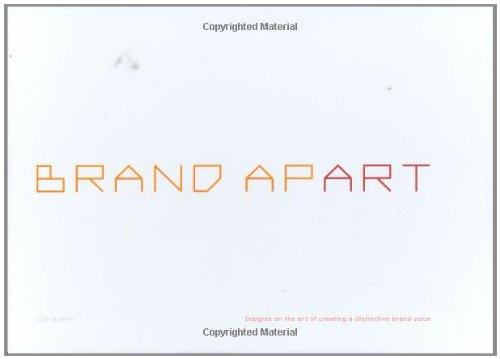 9780929837253: Brand Apart
