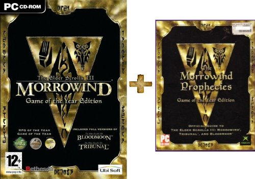 9780929843322: Morrowind Game of the Year Official Guide [Anglais]