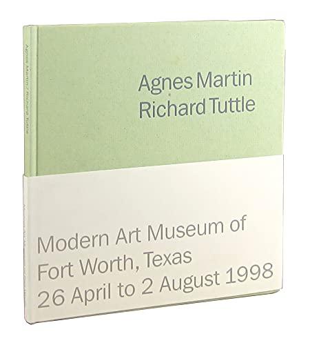 9780929865171: Agnes Martin / Richard Tuttle
