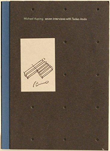 9780929865195: Seven Interviews With Tadao Ando