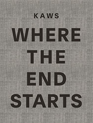 9780929865362: KAWS: Where the End Starts