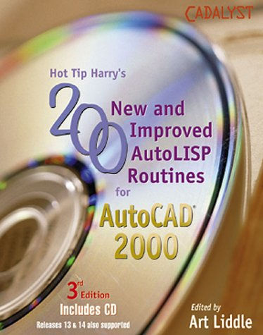 9780929870533: Hot Tip Harry's 200 New and Improved AutoLISP Routines For AutoCAD 2000