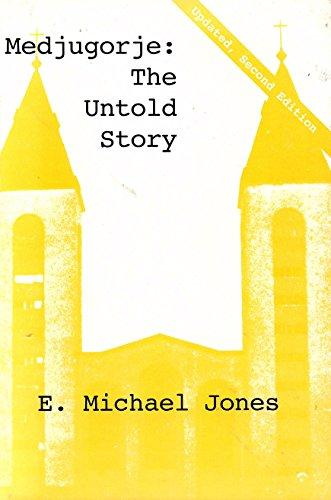 9780929891002: Medjugorje: The Untold Story