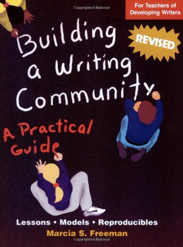 9780929895130: Building a Writing Community (Maupin House)