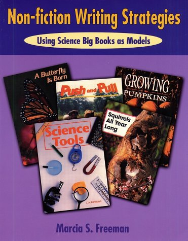 9780929895376: Non-Fiction Writing Strategies: Using Science Big Books As Models