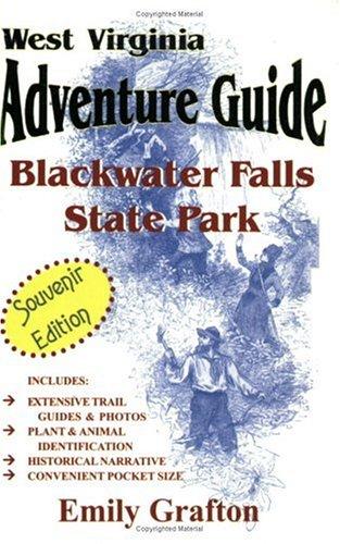 9780929915289: West Virginia Adventure Guide Blackwater Falls State Park