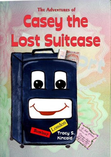 9780929915678: The Adventures of Casey the Lost Suitcase