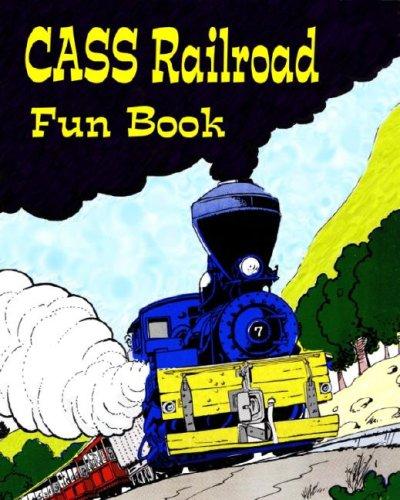 9780929915746: Cass Railroad Fun Book