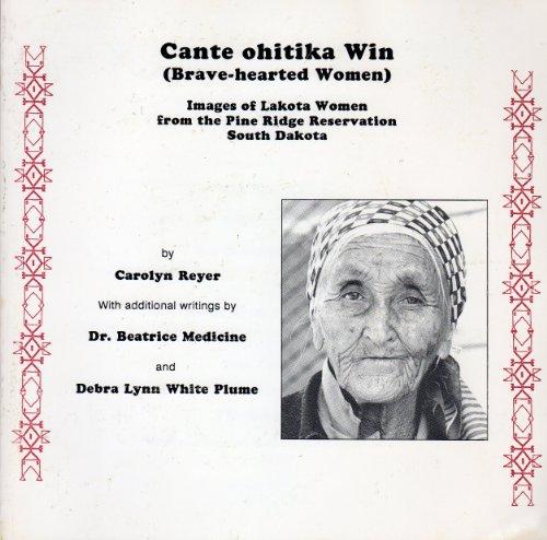 9780929925158: Cante Ohitika Win