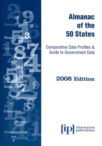 9780929960470: Almanac of the 50 States: Comparative Data Profiles & Guide to Government Data