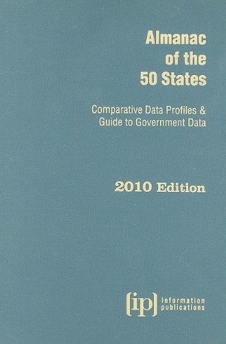 9780929960630: Almanac of the 50 States 2010: Comparative Data Profiles & Guide to Government Data