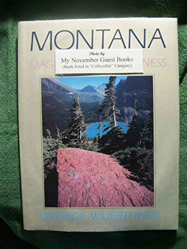 9780929969404: Montana, Magnificent Wilderness