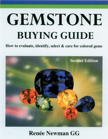 9780929975344: Gemstone Buying Guide, Second Edition: How to Evaluate, Identify, Select & Care for Colored Gems