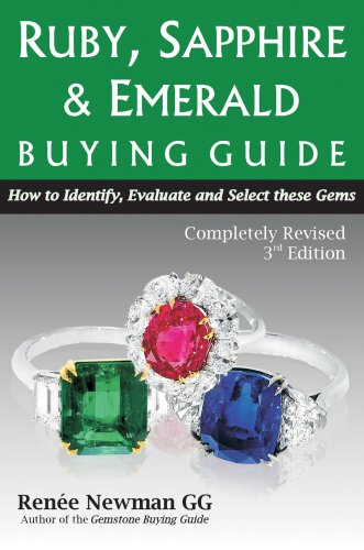 9780929975412: Ruby, Sapphire & Emerald Buying Guide: How to Identify, Evaluate & Select These Gems (Newman Gem & Jewelry)