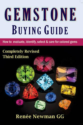9780929975511: Gemstone Buying Guide, Third Edition (Newman Gem & Jewelry)