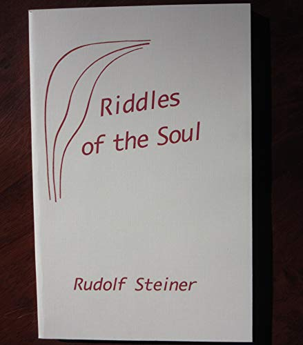 9780929979540: Riddles of the Soul