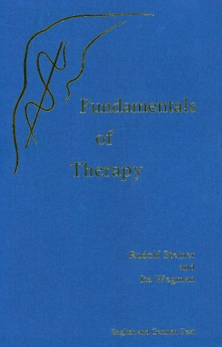 9780929979755: Fundamentals of Therapy an Extension of the Art of Healing Through Spiritual-scientific Knowledge (English and German Text)