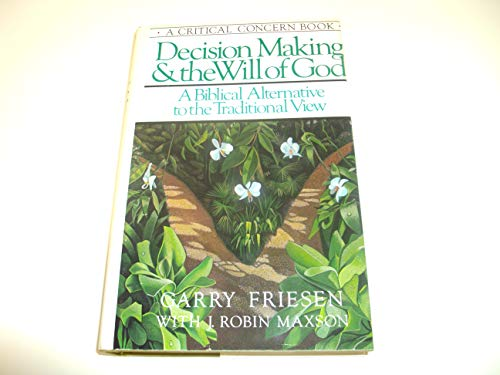 9780930014476: Decision Making And The Will Of God