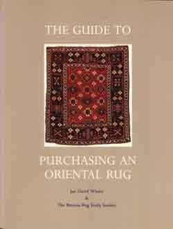The Guide to Purchasing an Oriental Rug: Winitz, Jan David