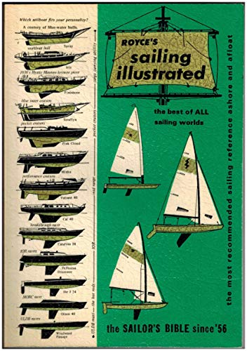 Royce's Sailing Illustrated, Volume 1 : The: Patrick M. Royce