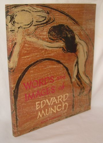 9780930031053: Words and Images of Edvard Munch