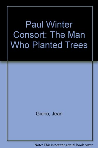 The Man Who Planted Trees (9780930031367) by Jean Giono