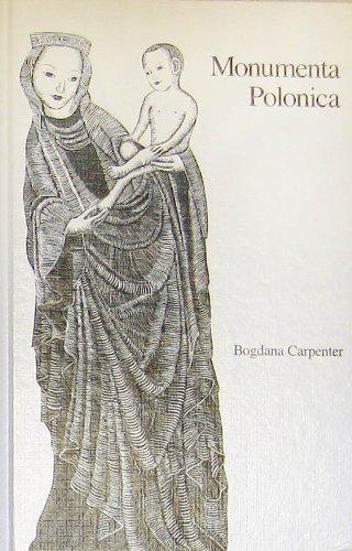 Monumenta Polonica: Carpenter, Bogdana