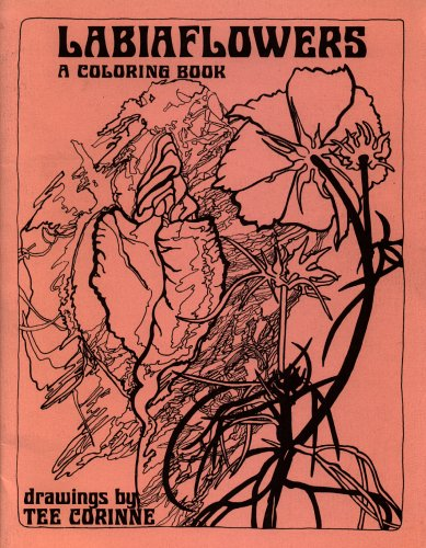 9780930044206: Labiaflowers: A Coloring Book