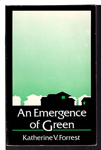 9780930044695: An Emergence of Green