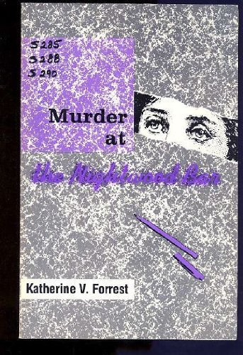 9780930044923: Murder at the Nightwood Bar