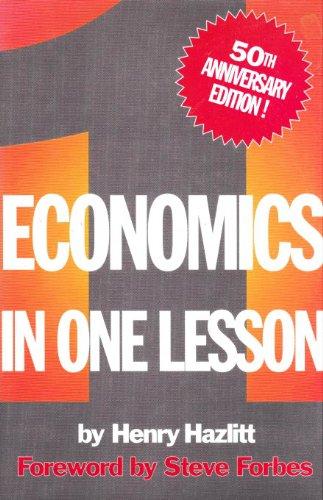 9780930073206: Economics in One Lesson: 50th Anniversary Edition