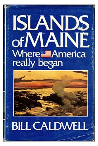 9780930096175: Islands of Maine