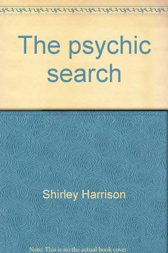 9780930096229: The psychic search