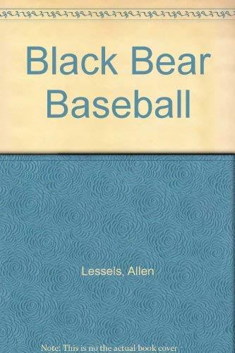 Black Bear Baseball: Allen Lessels, Augie
