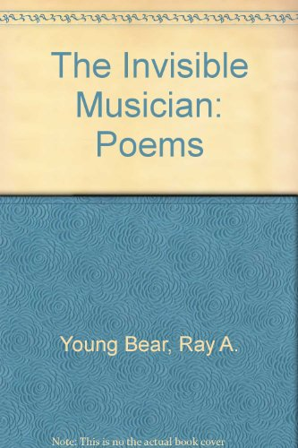 9780930100322: The Invisible Musician: Poems