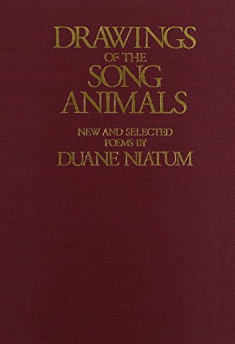 9780930100438: Drawings of the Song Animals: New & Selected Poems (Bibliotheca Persica; Suny Series in)
